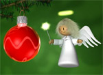 Angel Magic Ornaments